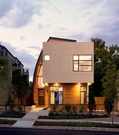 Shield House, une maison qui protège des regards avec son bouclier !