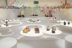 "Projekt ""Installation 'dance' for FURLA""...competitionline"