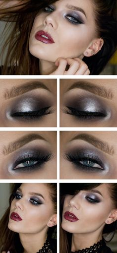 Lashes and smoky