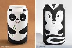 Resultado de imagen para pintar latas