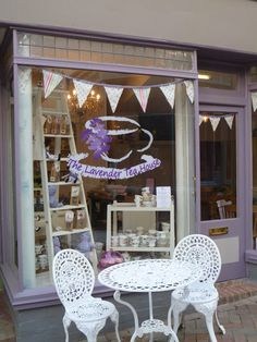 The Lavender Tea House « Fantastic Folkestone The best cakes ever! On Church Street opposite the most amazing florist too!