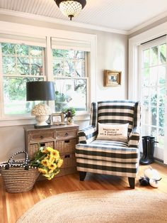 Raymour And Flanigan Accent OFF Raymour Flanigan Raymour Flanigan Multi . 75 OFF Raymour And Flanigan Raymour Flanigan 2 Seater . Black And White Chair Buffalo Check Chairs Black Plaid - Accent Chairs Ideas For Home Living Room Chairs, Living Room Decor, Home Living Room, Buffalo Check Chair, Plaid Chair, Buffalo Plaid Curtains, Farmhouse Style Kitchen, Modern Farmhouse, Cozy Corner