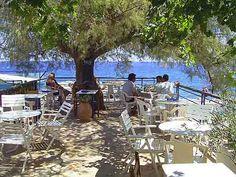 Cafe Almyrida – Paleochora im Südwesten Kretas