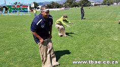 SAPD Strand Corporate Fun Day team building event in Strand, facilitated and coordinated by TBAE Team Building and Events Team Building Events, Team Building Activities, Sack Race, Rugby Club, Good Day, Fun, Buen Dia, Good Morning, Hapy Day