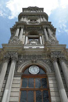 Dolmabahçe Saat Kulesi (Clock Tower), Beşiktaş, İstanbul, Türkiye