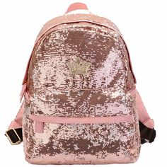 Shining sequins fashion backpack bag · fanewant · Online Store Powered by Storenvy