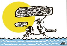 Viñeta: Forges - 4 NOV 2013 | Opinión | EL PAÍS