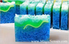 Handcrafted Glycerin Soap by MagicSenses.com