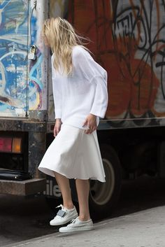 Camille Charriere : styling