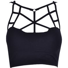 Cute Cut-Out Crop Top ($33) ❤ liked on Polyvore featuring tops, blusas, shirts, crop shirts, cutout crop top, cut out crop top, shirts & tops and cutout shirt