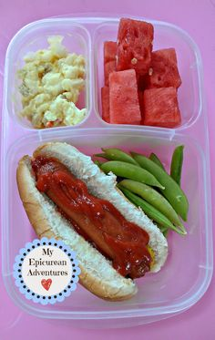 Quick and easy lunch idea via http://www.myepicureanadventures.com/