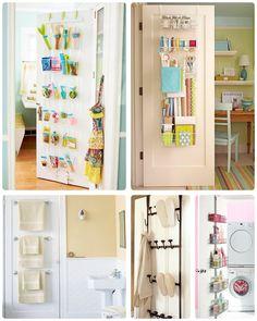 1000 images about ideas para organizar on pinterest closet ideas para and towel racks - Ordenar la casa ...