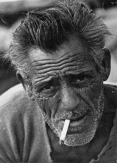 Alessandro Novaro, Tête de pêcheur, Puilles, 1959