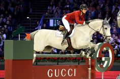 Penelope Leprevost attends the Gucci Paris Masters 2012