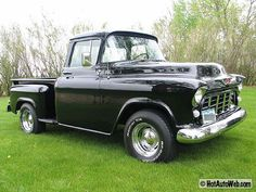 1955 Chevrolet Series Two Pickup