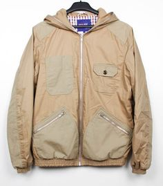 Comme Des Garcons Duvetica JUNYA Watanabe Men Hooded Jacket Coat Size M | eBay