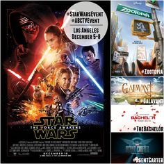 5 Minutes for Mom is Headed to Los Angeles for a Galactic Sized Adventure – StarWarsEvent ABCTVEvent