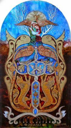 A MAGYAROK TUDÁSA: A népművészet, mint a magyar nép szakrális művészete - a magyar tulipán - a virágok jelentése Alien Concept, Central Europe, Julia, David, Deities, Hungary, Psychedelic, Mythology, Vikings