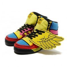 competitive price eb78b 97ec3 Jeremy Scott - Adidas con Alas Kd Shoes, Kobe 8 Shoes, Wing Shoes,