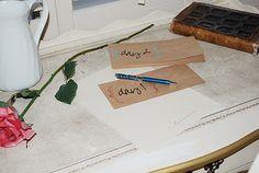 14 Love Letter Prompts