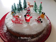 Christmas Time, Food To Make, Cake Recipes, Food And Drink, Favorite Recipes, Sweets, Party, Desserts, Pastries