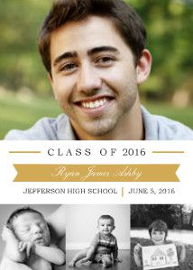 Mixbook+Then+And+Now+Graduation+Announcements