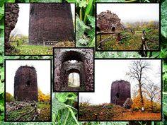 http://remains.se  Castle ruin Ebersburg 3, inner castle / Kernburg der Ruine Ebersburg