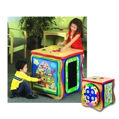 HEALTHY ISLAND Play Cube