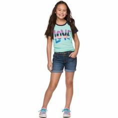Mudd® shorts for girls 7-16