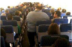 I was the fat guy on that Jetstar flight