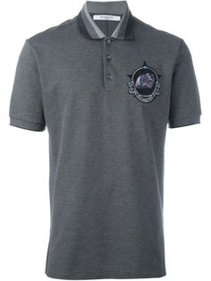 GIVENCHY Monkey Brothers Polo Shirt. #givenchy #cloth #shirt