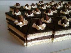 Czech Recipes, Ethnic Recipes, Dessert Recipes, Desserts, Nutella, Tiramisu, Food And Drink, Sweets, Cookies