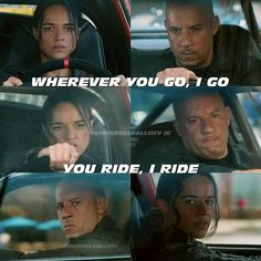 593 Best Quotes From Fast And The Furious Images In 2019 Furious
