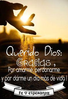 Frases De Buenos Dias Noches Comienza tu día con fe y oración DIOS te da la fuerza y la sabiduría para hacer lo necesario?