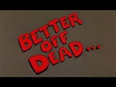 """The Simpsons Lost Episode """"Dead Bart"""""""