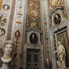 Villa Borghese, Roma.