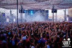 Space, Ibiza best club in the world