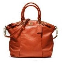 Coach Madison Lindsay Satchel