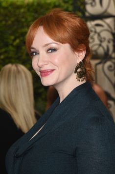 Christina Hendricks Photos - Actress Christina Hendricks attends The Rape Foundation's annual brunch at Greenacres, The Private Estate of Ron Burkle on October 4, 2015 in Beverly Hills, California. - The Rape Foundation's Annual Brunch