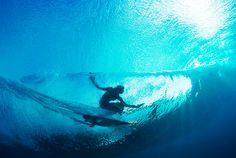 Surf Up underwater