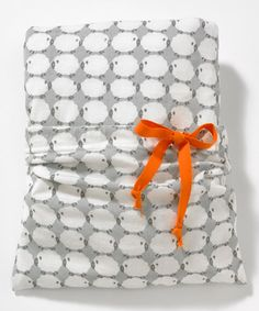 Look at this #zulilyfind! Gray Sheep Organic Fitted Crib Sheet #zulilyfinds