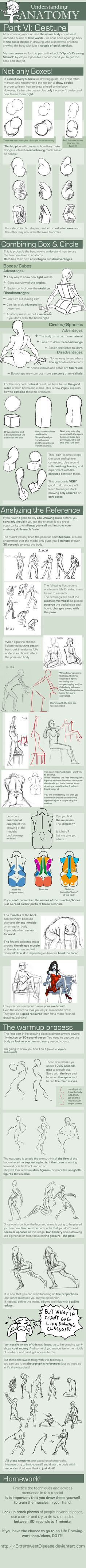 UNDERSTANDING ANATOMY: part VI by =FOERVRAENGD on deviantART