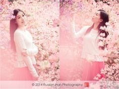 Ruolan Han Photography Blog: Azalea - photo shoot with Shanshan at Highland Park