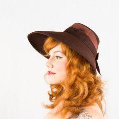 1930s vintage hat