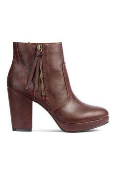 bottes chaussures hiver confortable chaudes femme talon 3 cm comme cuir e pelo JKSb8