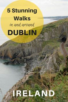 Discover these 5 stunning walks in and around Dublin and truly experience Ireland's natural beauty.