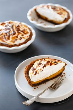S'Mores Pumpkin Pie | pumpkin recipes, desserts, sweets