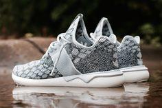 """adidas Tubular Primeknit """"Stone Grey"""""""