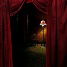 Its Starting to look like Halloween! Start getting your Home in Season with Some Velvet curtains by Lushes Curtains. View our entire collection at www.LushesCurtains.com