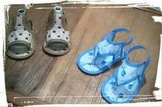 Sandalia bebe menino